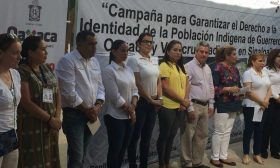 Llega a Navolato Sinaloa, Registro Civil de Oaxaca para atender a oaxaqueños radicados