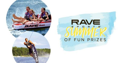 Enter to win! RAVE Summer of Fun Prizes!{us} ends 7/3 via... IFTTT reddit giveaways freebies contests