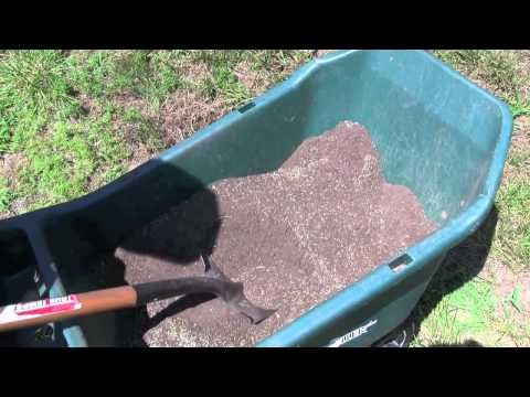 How to Plant Grass Seed With Video...worth a shot since I too have sandy soil...definitely trying this!