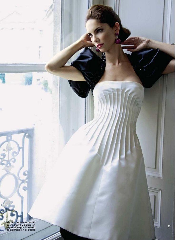ru_glamour: Eugenia Silva for Armani