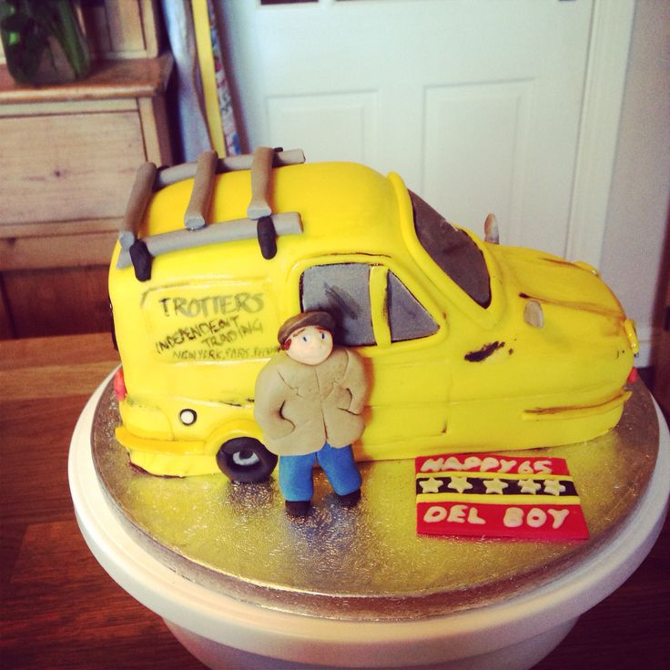 Horse Cake Decorations Uk : 12 best images about Only Fools & Horses Birthday Cake on ...