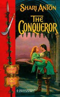 El Rincon del Romanticismo: Shari Anton - Serie Caballeros de la Rosa Negra