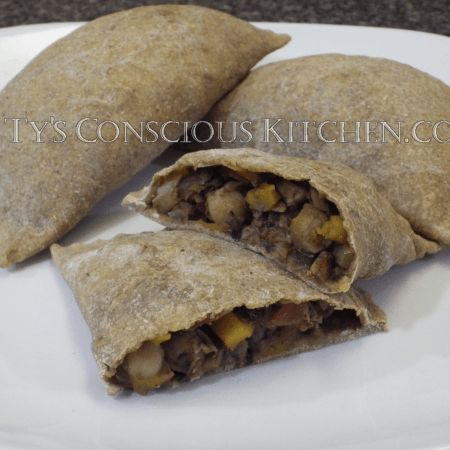 Dr. Sebi Alkaline Electric Jamaican Patties Recipe