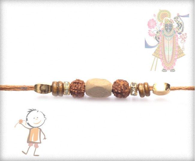 Fancy Rakhi - Buy Online Fancy Rakhis With Free Shipping India ~ Fancy Rakhi - bablarakhi.com