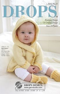 DROPS Baby Catalogue  baby21 http://www.garnstudio.com/catalogues.php?id=207&lang=us