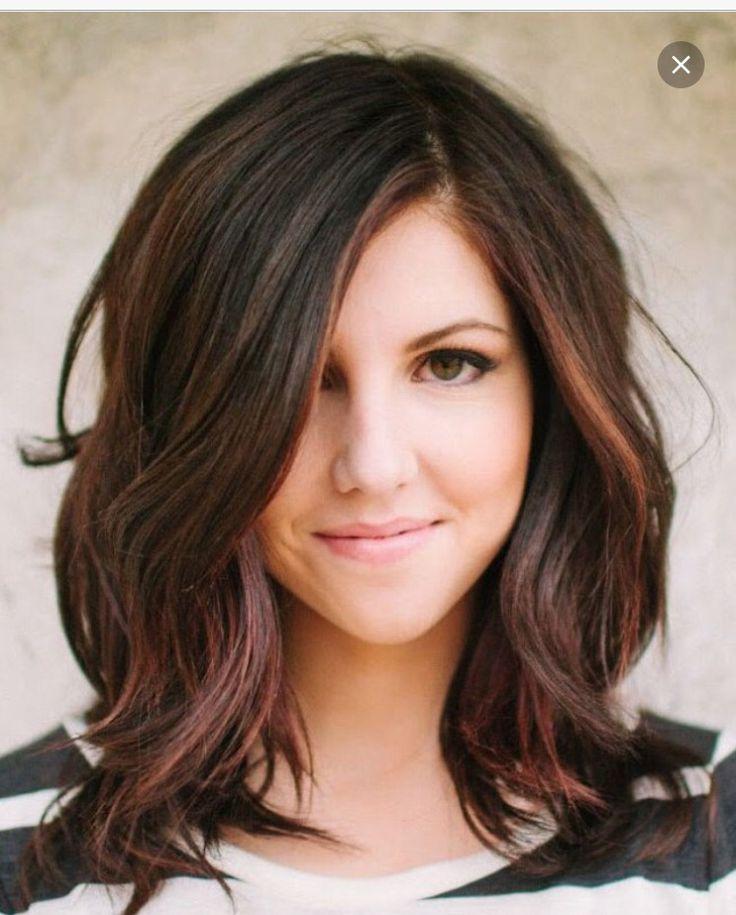 23 best Mid-Length Hair images on Pinterest | Hair cut, Hairdos ...