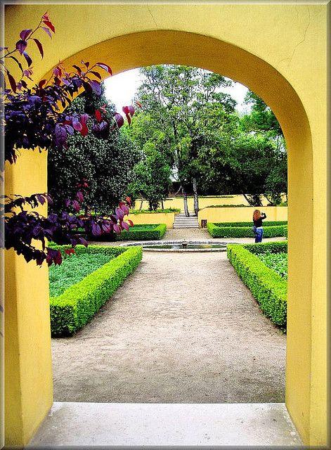Portugal ~ Mafra Jardim do Cerco