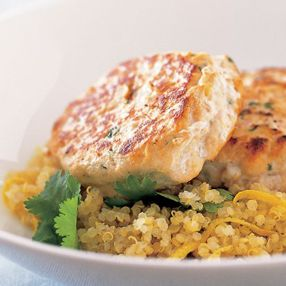 THAI FISH CAKES WITH QUINOA We thought we would share one of our favourite recipes from @goldendooraustralia These are to die for & bonus they are healthy! Link on bio or copy the URL - https://blitzactive.com.au/blitz-blog/savoury/thai-fish-cakes-with-quinoa.html  Feel good, look great - activewear sizes 16-26 Designed & made in Australia #blitzactive #plussizeactivewear #healthyfood #plussizefashion #goldendooraustralia