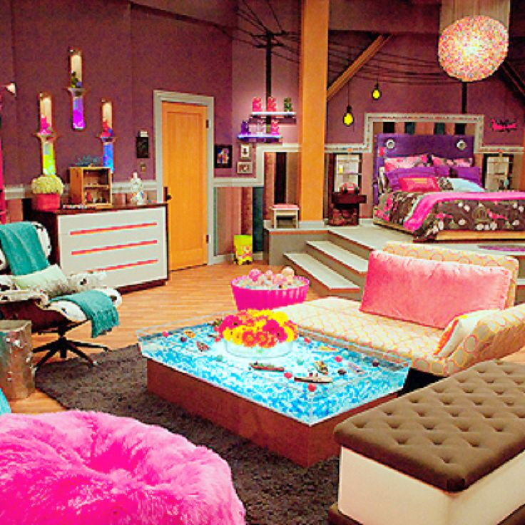 dream rooms for girls this is Carly's room and I'm in love