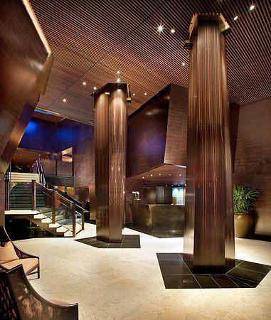Luxury Resort Omphoy-Hotel-lobby in Palm Beach, Florida