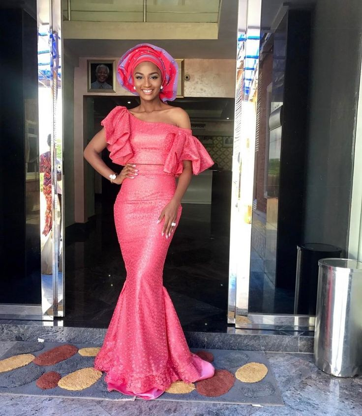 It's another Saturday and we are delighted as ever to be bringing you some colorful Aso-Ebi styles Nigerian trendsetters are wearing to beautiful wedding ceremonies and other social events. Working out which Aso-Ebi design to wear for that upcoming event is more complicated than you might...