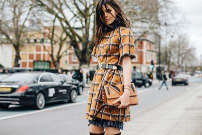 London Fashion Week Street Style   British Vogue