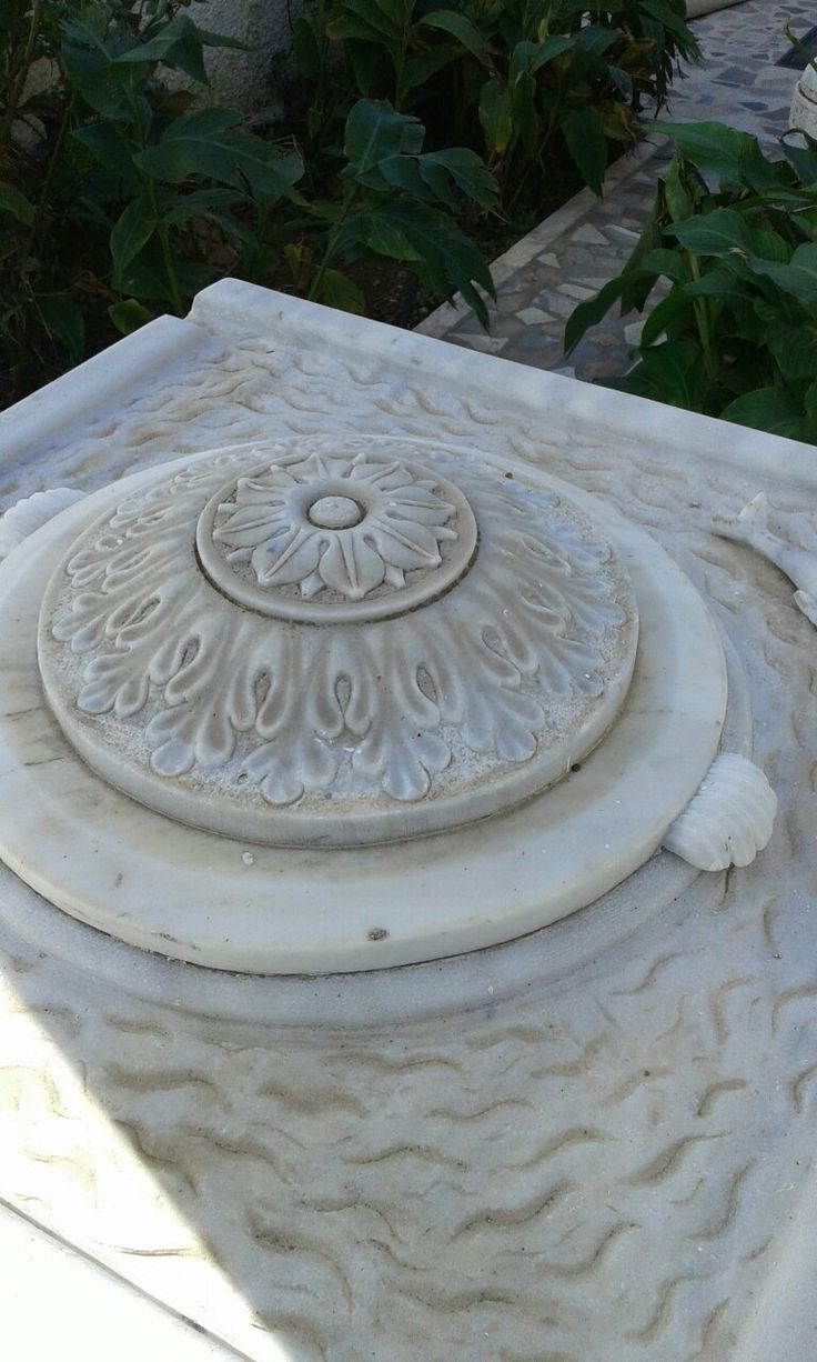 Hand made marble by Iosif Armaos