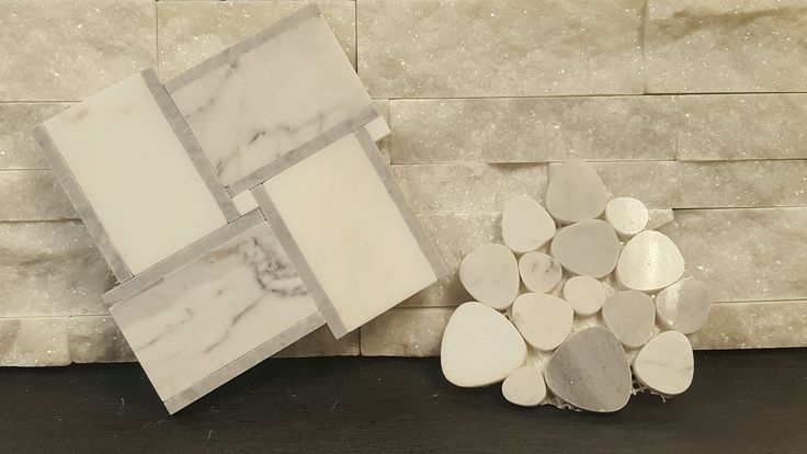 We love sparkles! Secil White natural stone split face has plenty of sparkle- pair it with some simple marbles to create a timeless backsplash, fireplace or bathroom that really shines. https://www.arizonatile.com/en/products/stack/natural-stone-stack/3-d-mesh-mount-stack https://www.arizonatile.com/en/products/mosaics/natural-stone-mosaics/basketweave https://www.arizonatile.com/en/products/mosaics/natural-stone-mosaics/pebble #backsplash #marble #arizonatile