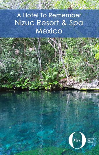 Tankah, Mexico is a private reserve which you can visit if you pre-book. This part of Mexico is known for its cenotes - natural swimming holes formed by the collapse of porous limestone bedrock. Unfortunately, these have become over-commercialized, but at Tankah, private groups can pre-book.