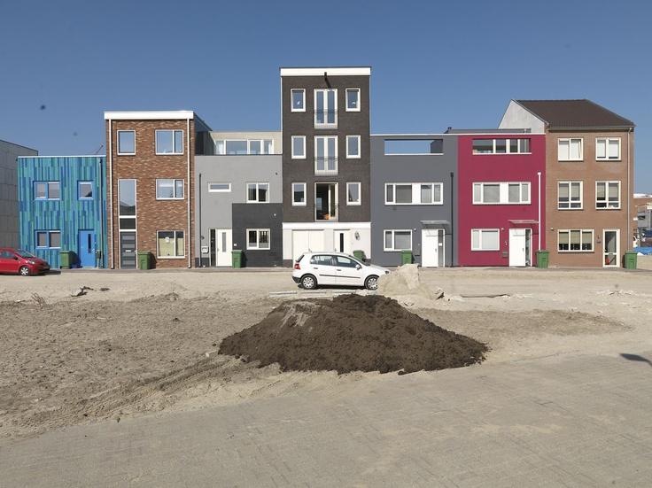"""Homeruskwartier, Almere Poort. Project: """"Wij bouwen aan elkaar"""". Fotograaf: Martijn Steiner Lovisa. A_22499_prv"""