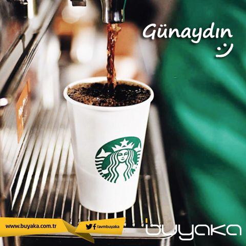 Kahve sevenlere zaman fark etmez ama şu an kahve molasının tam zamanı. Mutlu haftalar… :) #BuyakaBiBaşka #Pazartesi #Kahve #Lezzet #Mutluluk