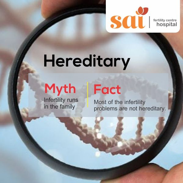 Hereditary Myth Infertility Runs In The Family Fact Most Of The