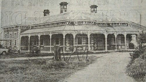 Beamish House (Wandene), Synnot St,Werribee in Victoria (year unknown).