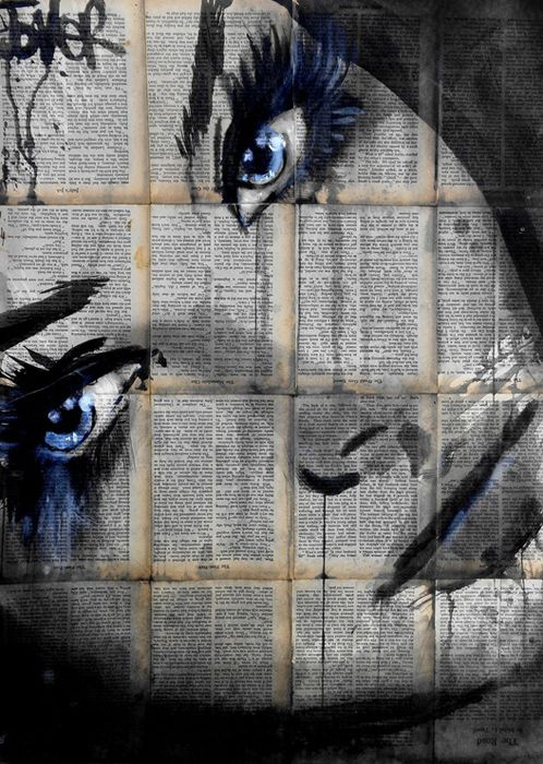 Deep Pools by Loui Jover