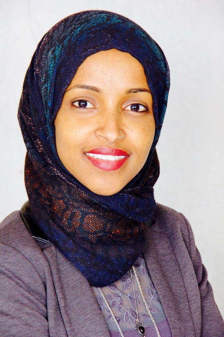 A Crafty Arab 99 Arab American Women: Ilhan Omar
