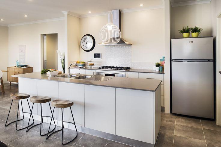 Kitchen - Monroe Display Home - Homebuyers Centre - Baldivis, WA Australia