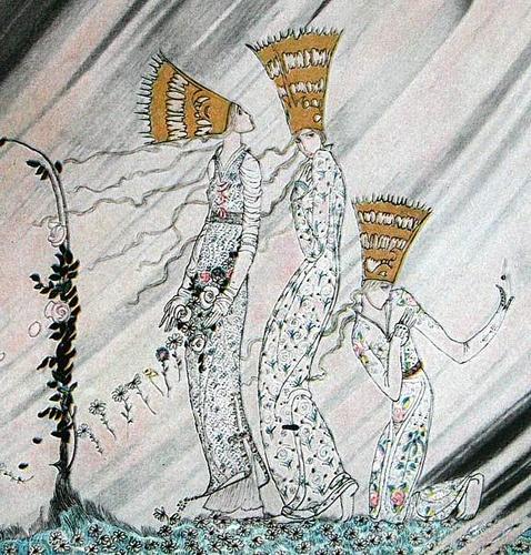 A plot summary of the folktale soria moria castle