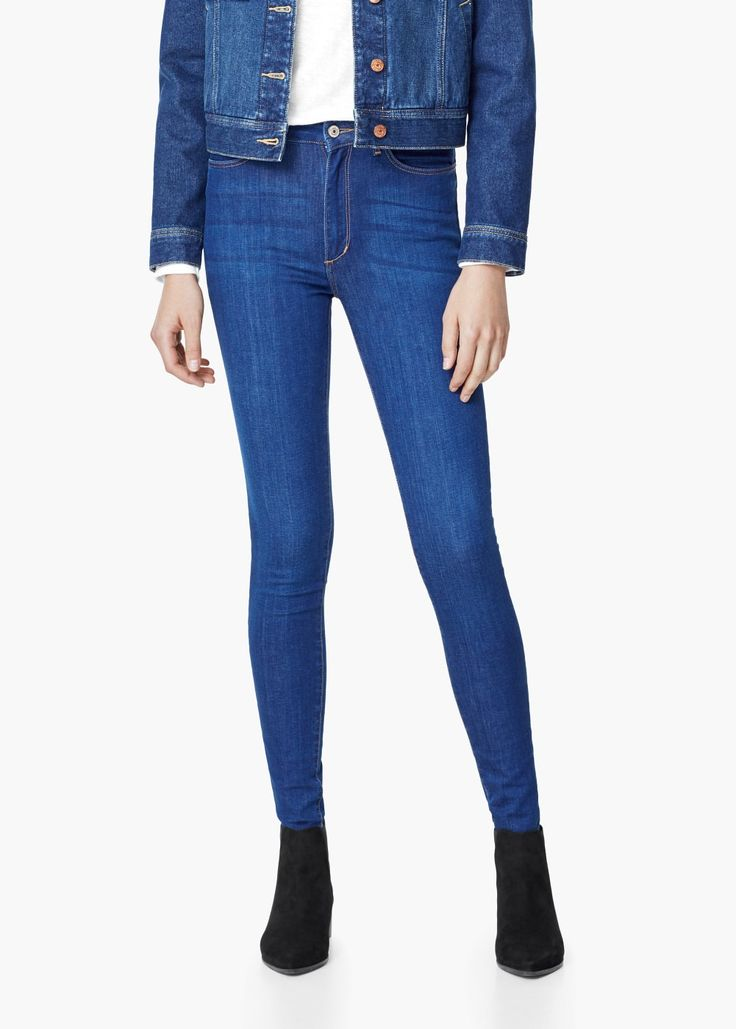 Jeans super slim andrea - Jeans da Donna | MANGO