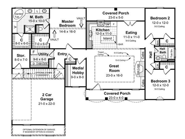 Best 25 house floor plans ideas on pinterest floor for Unique country house plans