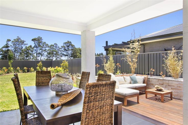 G.J. Gardner Homes Shoalhaven - Display Home, The Coolum, Outdoor Entertaining 20 Firetail Street, South Nowra, NSW, 2541
