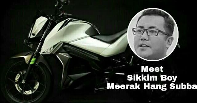 Sikkims Son Meerak Hang Subba Designs Indias First Electric Motor Cycle   India made a history today in motor cycle segment by unveiling the First Electric Motor Cycle which is designed by Sikkim's Son Meerak Hang Subba. Pune-based electric bike maker Tork Motorcycles has unveiled India's first all-electric motorcycle - T6X. The lead designer of this bike is Meerak Hang Subba hailing from West Sikkim.  Meerak Hang Subba the lead designer at the Tork Motor Cycles T 6X from Timburbong Village…