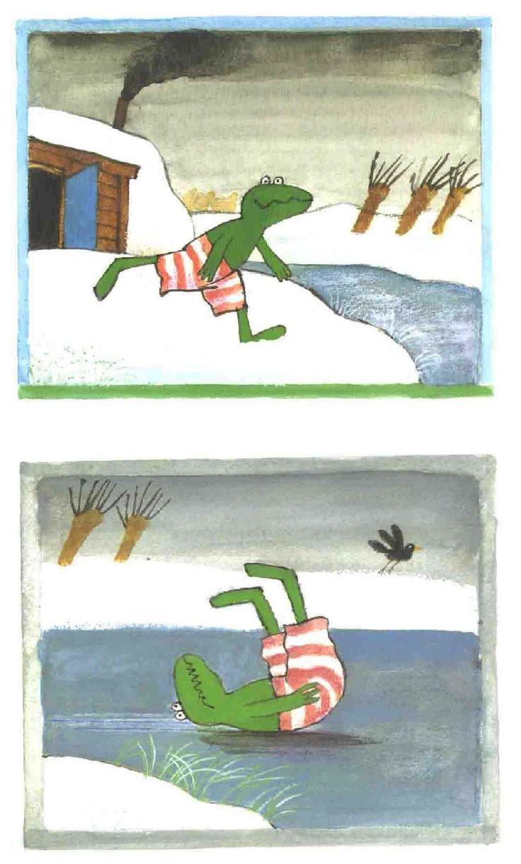 * Praatplaten: Kikker in de kou! 2-9