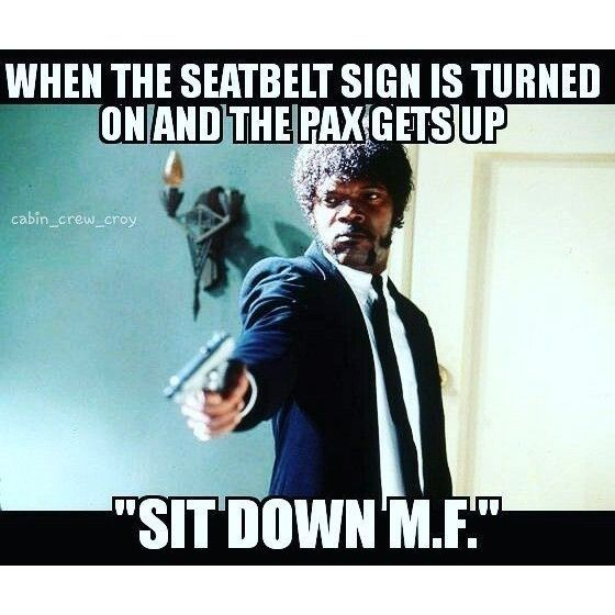 Crewiser on Instagram: Croydon Rose on Instagram: Why you do this always???? #cabinlife #cabincrew #cabincrewproblems #cabincrewmemes #flightattendant by crewisermeme