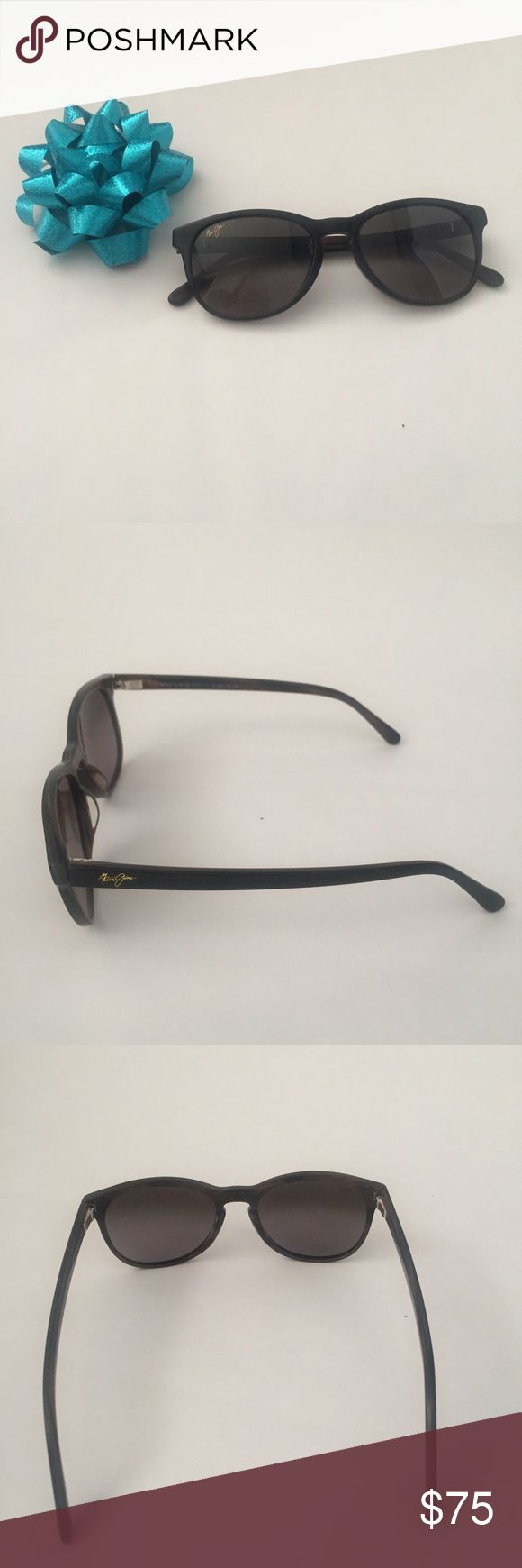 Authentic Maui Jim Pau Hana Polarized Sunglasses Like-new condition Maui Jim Polarized Sunglasses. Great Condition! (Case not available) Maui Jim Accessories Sunglasses