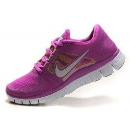 Nike Free Run+ 3 Damesko Lilla | billig Nike sko | Nike sko norge | kjøp Nike sko | ovostore.com