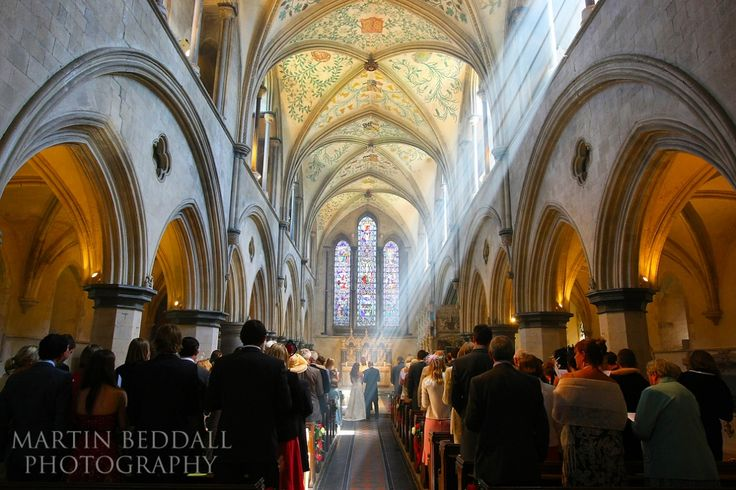 boxgrove priory wedding ceremony