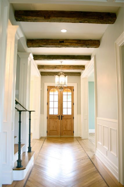 Best 25 Exposed Beam Ceilings Ideas On Pinterest Wood