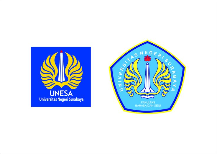 Universitas Negeri Surabaya Logo Vector Download