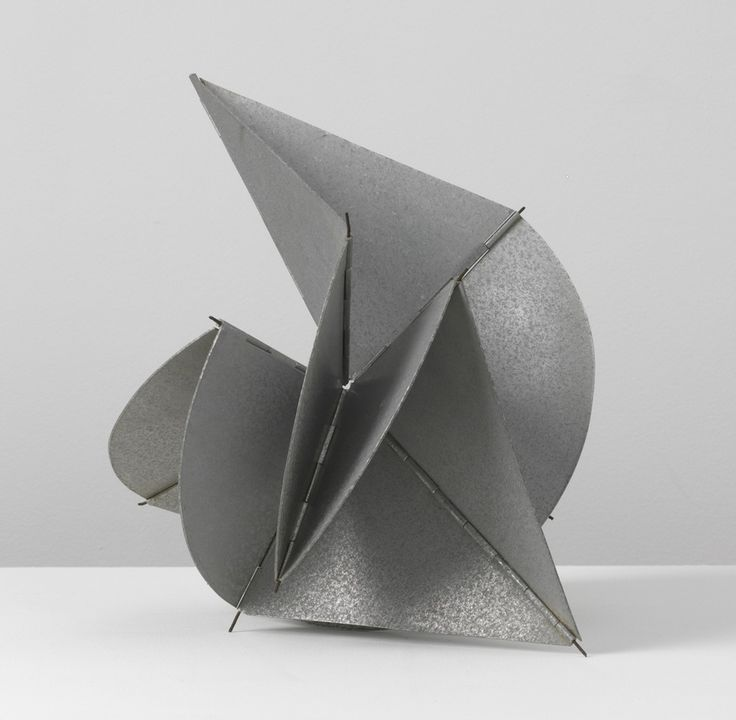 Lygia Clark Bicho Contrário II (maquette)