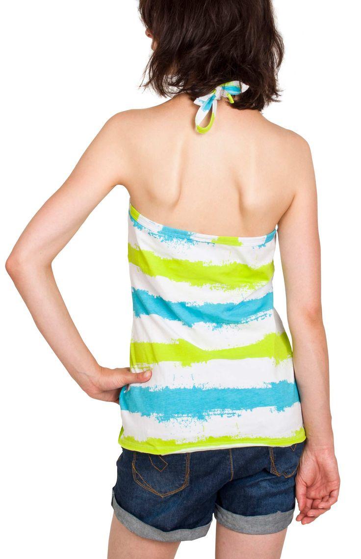 Stripy Vest | woox