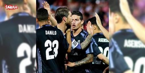 Real Madrid'in zirve inadı sürüyor!: İspanya Birinci Futbol Ligi'ndeki (#LaLiga) 36. hafta maçında Real Madrid, küme düşmesi kesinleşen Granada'yı deplasmanda 4-0 mağlup etti.