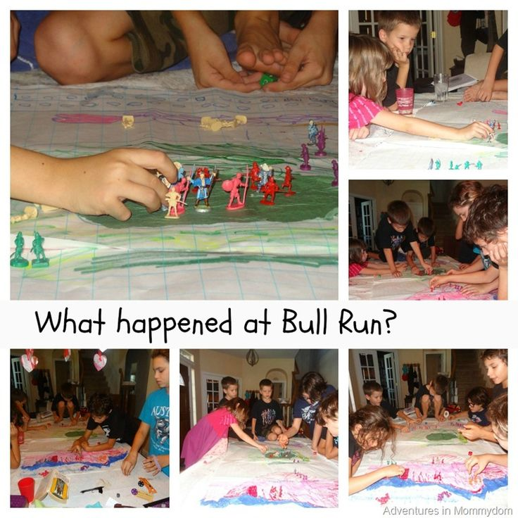 Battle of bull run essay