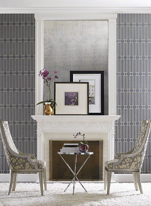 Terrace Wallpaper Design By Candice Olson For York Wallcoverings Part 83