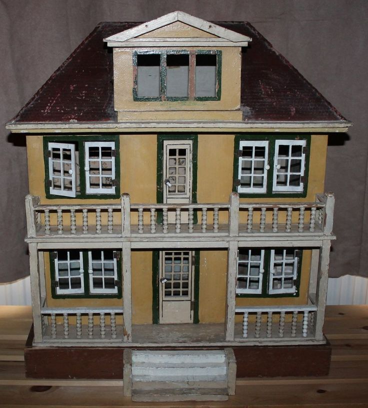 Vintage Dolls House Moritz Gottschalk Dolls House 1929 Ref KM10732