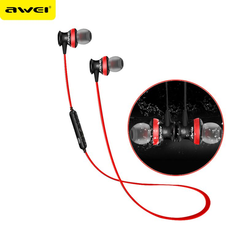 Awei A980bl Bluetooth Earphones Headset Wireless Headphones With Microphone For iPhone Xiaomi fone de ouvido Auriculares