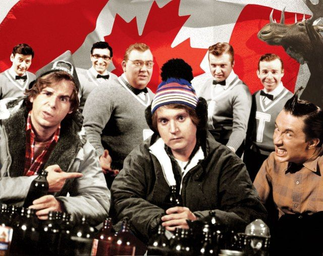 This article investigates the history of Canadian comedy. Which theory do you believe? I think it's probably a mix of them all.