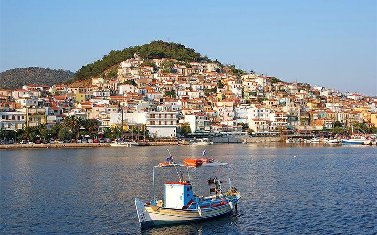Lesvos, Island of Ouzo - Greece Is