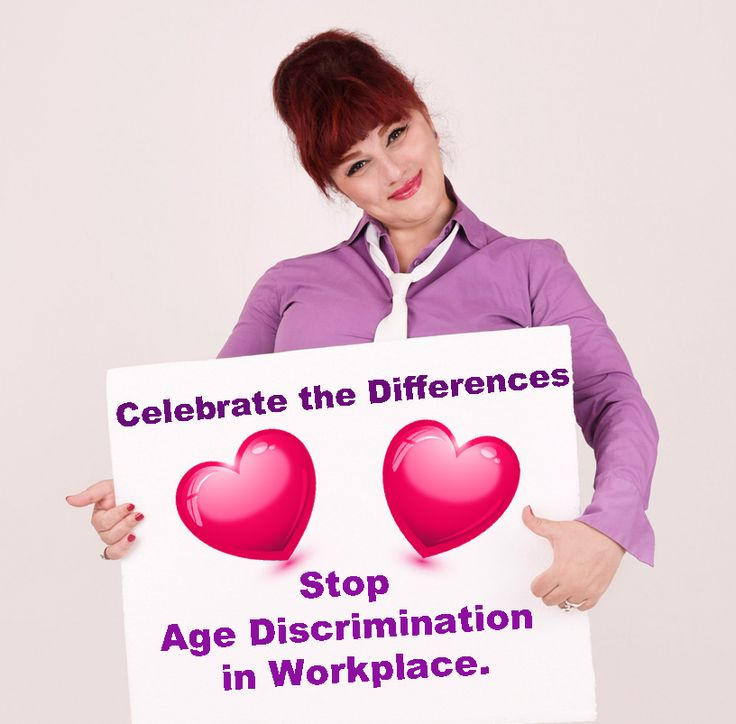Age is inevitable. Appreciate employees for the wealth they bring into your organization and stop age discrimination madness!