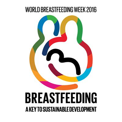 The World Breastfeeding Week 2016 theme is about how breastfeeding is a key element in getting us to think about how to value our wellbeing from the start of life, how to respect each other and care for the world we share.