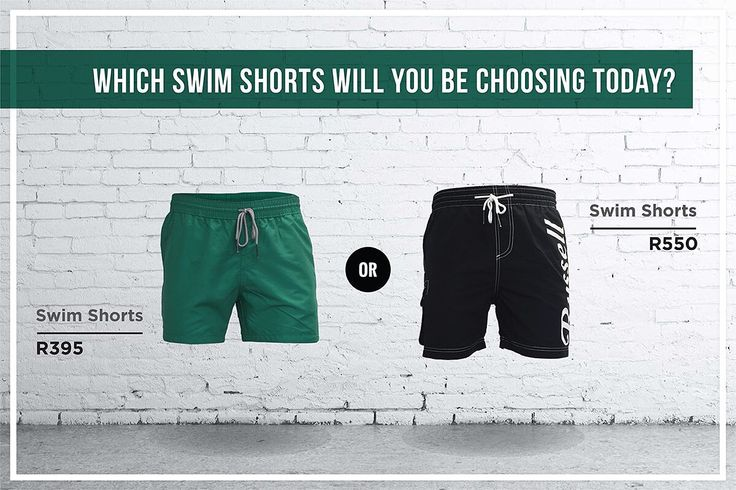 Summer is here! Which swim shorts will you be wearing in the heat? www.russellathletic.co.za